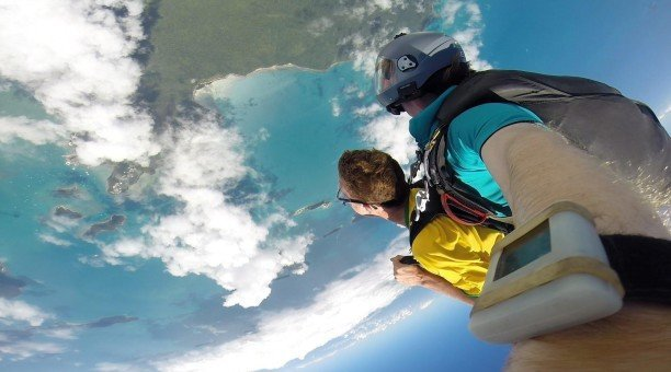 Airlie Beach Skydive